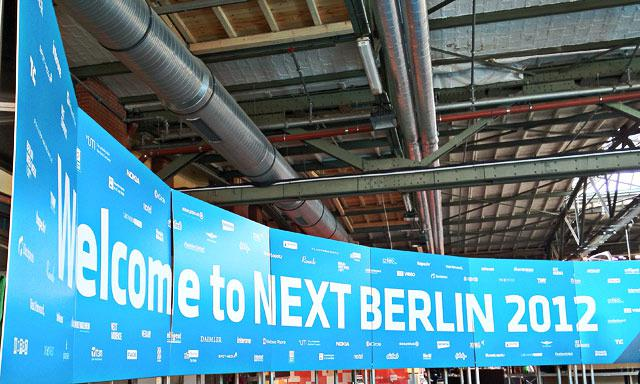 NEXT Berlin 2012