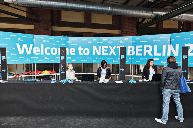 Welcome to NEXT Berlin