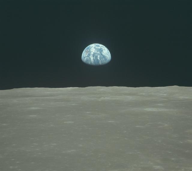 Χιλιάδες Φωτογραφίες Από Τις Αποστολές Apollo Στο Flickr