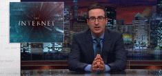 Ο John Oliver Για Την Διαδικτυακή Παρενόχληση